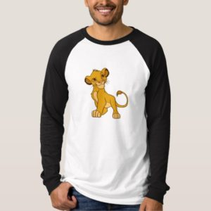 Proud Simba Disney T-Shirt