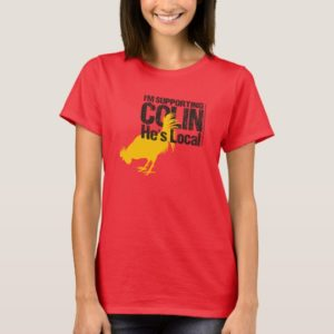 Supporting Colin T-Shirt