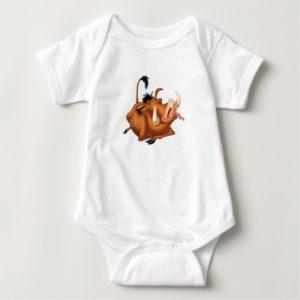 Pumba Disney Baby Bodysuit