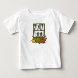Disney Lion King Hakuna Matata! Baby T-Shirt