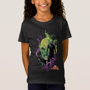Captain Marvel | Talos Smokey Character Graphic T-Shirt