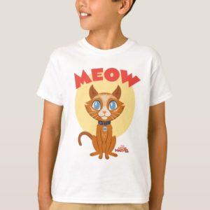 "Captain Marvel | Goose ""Meow"" Illustration T-Shirt"