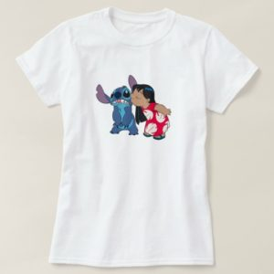Lilo kisses Stitch T-Shirt