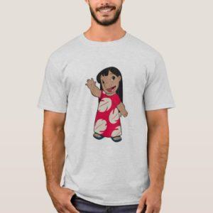 Lilo Waving T-Shirt