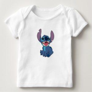Lilo & Stitch | Stitch Excited Baby T-Shirt