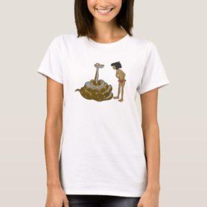 Jungle Book Kaa and Mowgli Disney T-Shirt