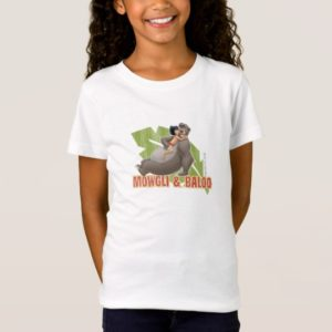 Jungle Book's Mowgli and Baloo Hugging Disney T-Shirt