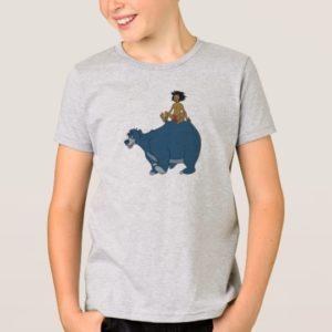 Jungle Book Mowgli Baloo Disney T-Shirt