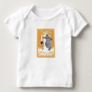 Jungle Book Mowgli And Baloo Disney Baby T-Shirt