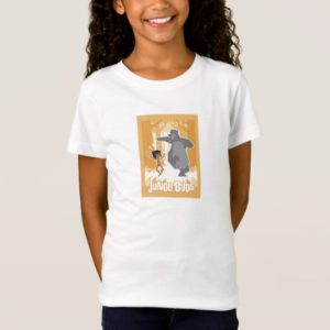 Jungle Book Mowgli And Baloo Disney T-Shirt