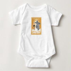 Jungle Book Mowgli And Baloo Disney Baby Bodysuit