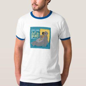 Just Us Bears: Mowgli and Baloo Disney T-Shirt
