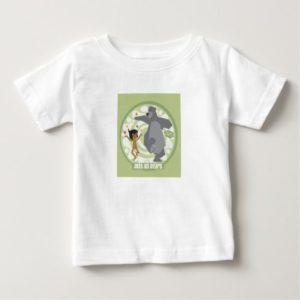 "Jungle Book Mowgli & Baloo ""Just Us Bears"" Disney Baby T-Shirt"