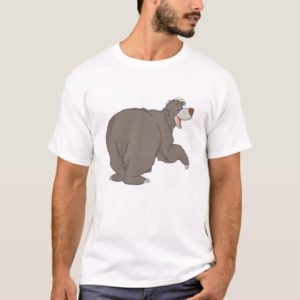 "Jungle Book Baloo bear dancing  ""follow me friend"" T-Shirt"