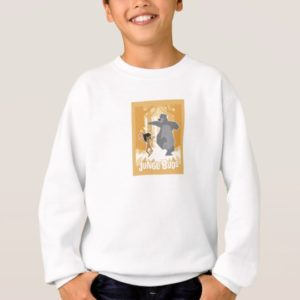 Jungle Book Mowgli And Baloo Disney Sweatshirt