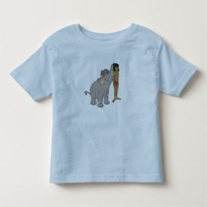 Disney Jungle Book Mowgli Baby Elephant Toddler T-shirt