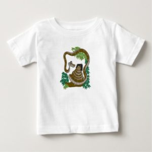 Disney Jungle Book Kaa with Mowgli Baby T-Shirt