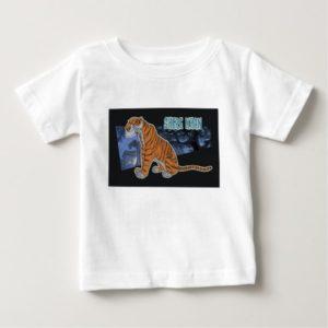 Jungle Book's Shere Khan Disney Baby T-Shirt