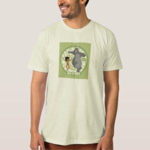 "Jungle Book Mowgli & Baloo ""Just Us Bears"" Disney T-Shirt"