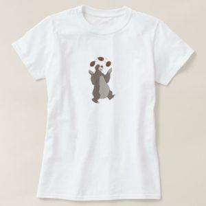 Jungle Book's Baloo Juggling Disney T-Shirt