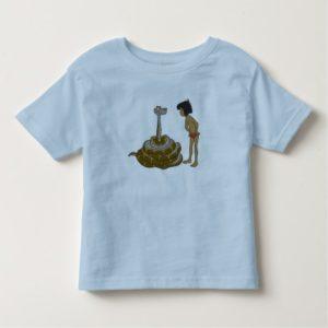 Jungle Book Kaa and Mowgli Disney Toddler T-shirt
