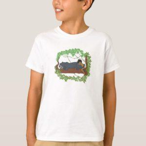 Mowgli and Bagheera Disney T-Shirt