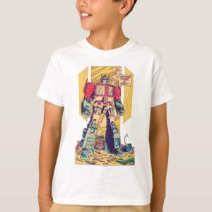 Transformers | Optimus Prime is Back T-Shirt