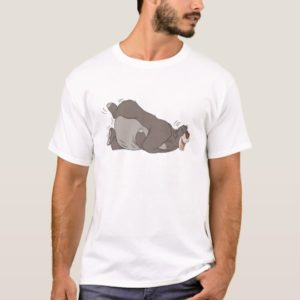 The Jungle Book Baloo laughing on the ground T-Shirt