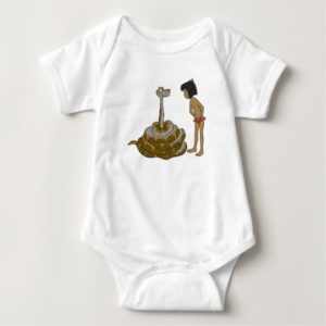 Jungle Book Kaa and Mowgli Disney Baby Bodysuit