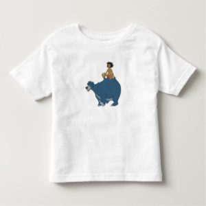 Jungle Book Mowgli Baloo Disney Toddler T-shirt