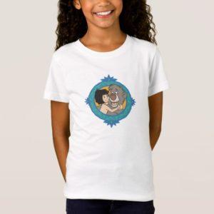 Baloo and Mowgli in a Frame Disney T-Shirt