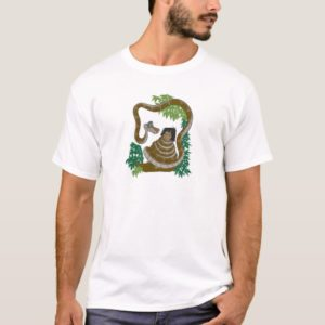 Disney Jungle Book Kaa with Mowgli T-Shirt