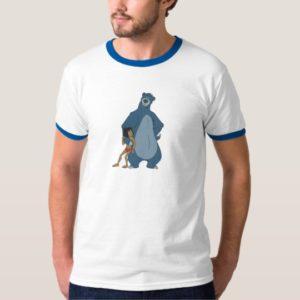 Jungle Book Baloo and Mowgli standing Disney T-Shirt