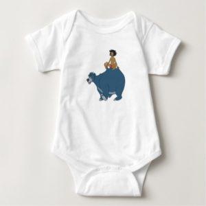 Jungle Book Mowgli Baloo Disney Baby Bodysuit