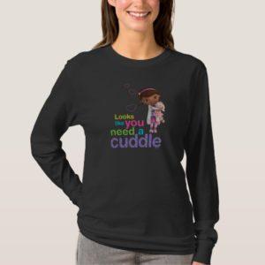 Looks Like You Need a Cuddle T-Shirt
