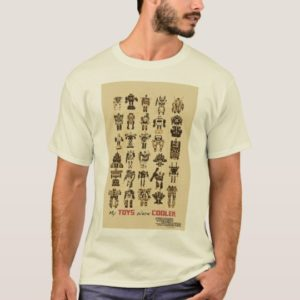 Transformers | My Toys Were Cooler T-Shirt