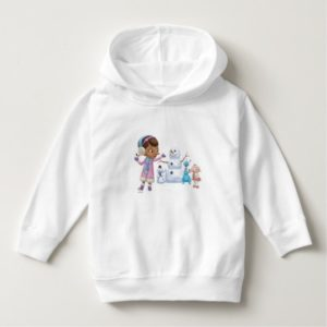 Doc McStuffins | Doc McStuffins Playing In Snow Hoodie