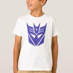 Transformers Decepticons Blue Mask T-Shirt
