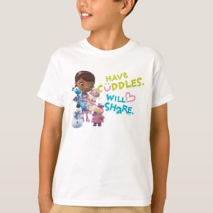 Have Cuddles Will Share T-Shirt