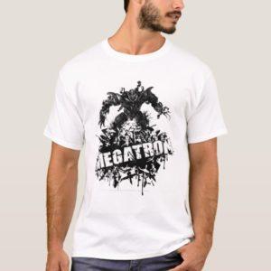 Megatron Logo Shattered T-Shirt