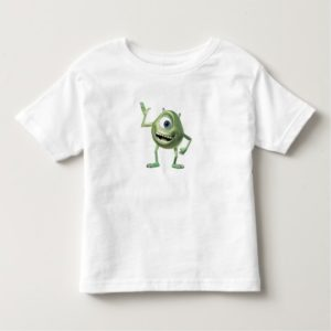 Monsters, Inc.'s Mike Waving Disney Toddler T-shirt