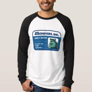 Monsters Inc. Sulley ID card T-Shirt