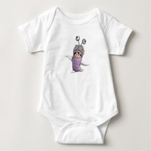 Monsters Inc.'s Boo in Costume Baby Bodysuit