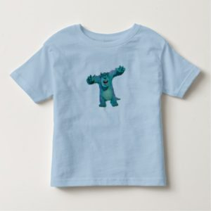 Monster Inc. Sulley scary Disney Toddler T-shirt