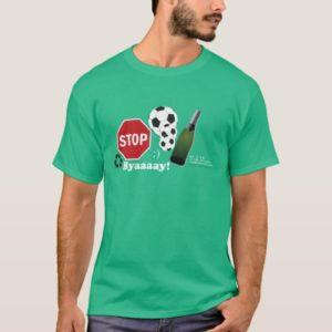 Portlandia: Byaaaay! Worst Design Ever T-Shirt