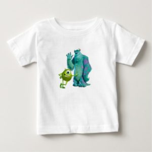 Monsters Inc. Mike and Sulley Baby T-Shirt