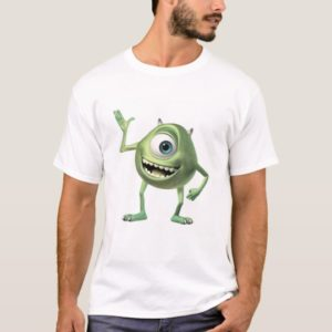 Monsters, Inc.'s Mike Waving Disney T-Shirt