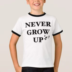 Peter Pan | Never Grow Up T-Shirt