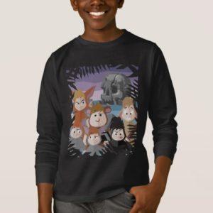 Peter Pan's Lost Boys At Skull Rock T-Shirt