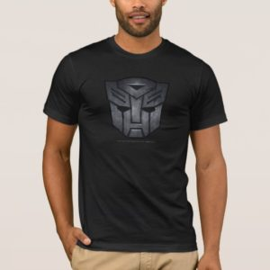 Autobot Shield Metal T-Shirt